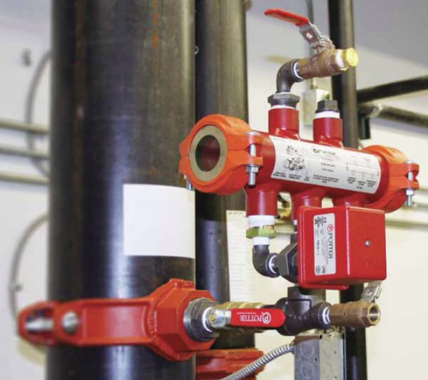 Fire Sprinkler Corrosion Solutions