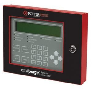 Potter INS-RA - IntelliPurge Remote Annunciator for INS-PV