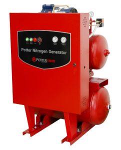 Potter Nitrogen Generators
