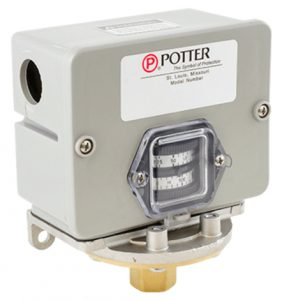 Potter PCS-ADPS - Pump Control Switch-Adjustable Deadband Pressure Switch