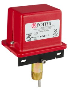 Potter PCVS-2 - Control Valve Supervisory Switch