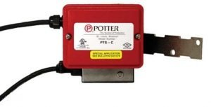 Potter PTS-C - Plug Type Supervisory Switch