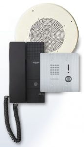 Sub - Speaker Stations for Common Areas