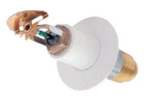 TYCO Dry Fire Sprinkler Head - Horizontal