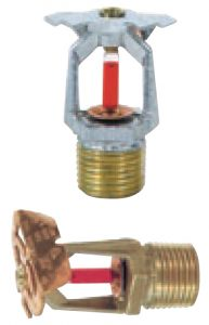TYCO Fire Sprinkler Heads - Horizontal TY-B