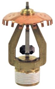 TYCO Upright Fire Sprinkler Head - Extended Coverage TY9128