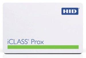iCLASS Prox Card