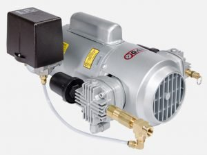 gast ul listed oil less piston air compressors for dry sprinkler Series and Parallel Circuits Diagrams
