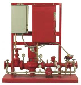 Compact Fire Pump Systems