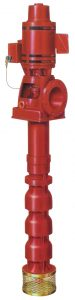 Fire Pumps Vertical Turbine