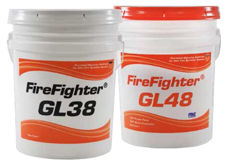 FireFighter Antifreeze GL38-GL48