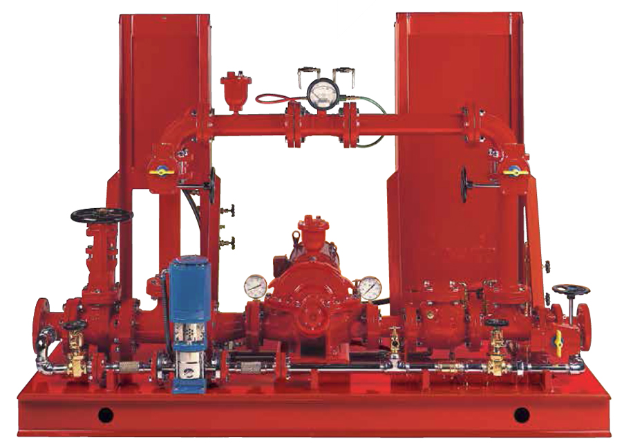 Aurora Packaged Fire Pump Systems