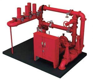 Packaged Fire Pump Systems