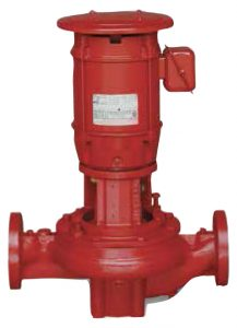 Single Stage Inline Fire Pumps