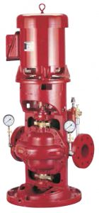 Vertical Split Case Electric Drive Fire Pumps