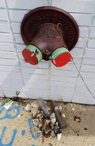 FDC Caps Red Plastic