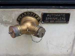 Fire Department Connection Caps