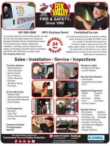 All Services - Fox Valley Fire & Safety