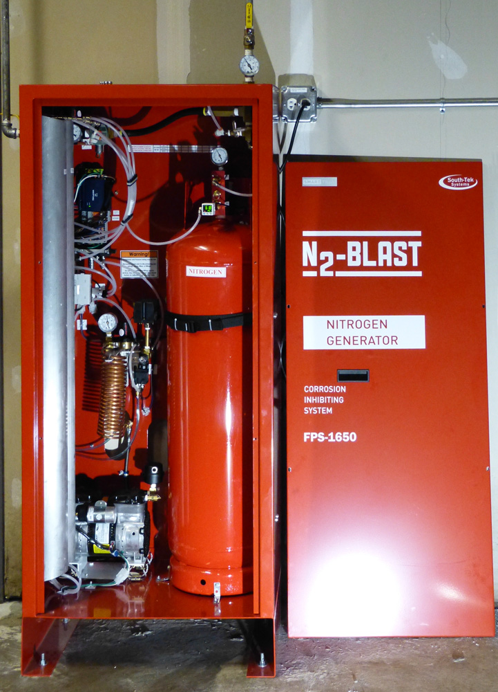 Protecting Dry And Pre Action Fire Sprinkler Systems From