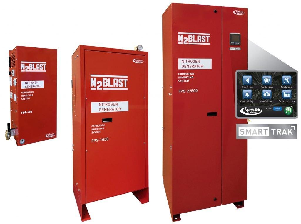 N2 Blast Nitrogen Generators