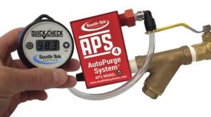 Quick-Check Portable Nitrogen Purity Sensor