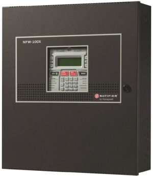 NOTIFIER FireWarden NFW-100X FACP