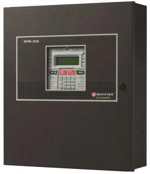 NOTIFIER FireWarden NFW-50X Fire Alarm Control Panel