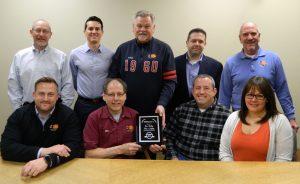 Fox Valley Fire receives EM24 Platinum Recognition