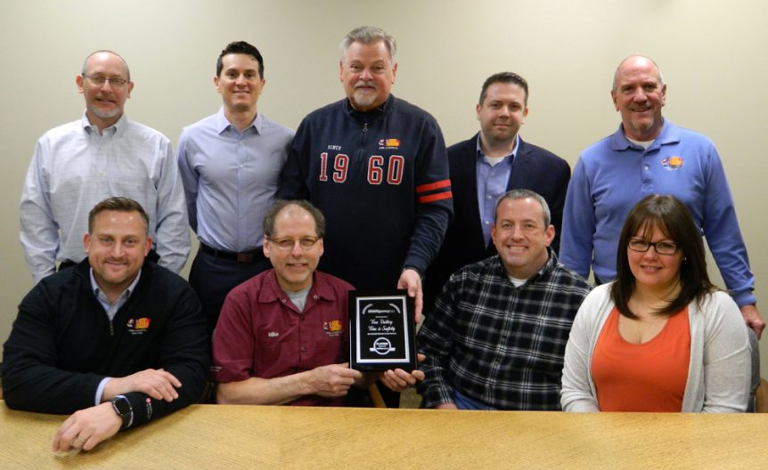 Fox Valley Fire receives EM24 Platinum Recognition