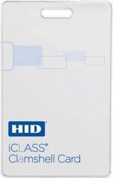 HID Card iCLASS Clamshell