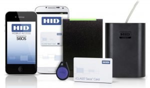 HID Readers Credentials Card Keyfob Mobile Access Control