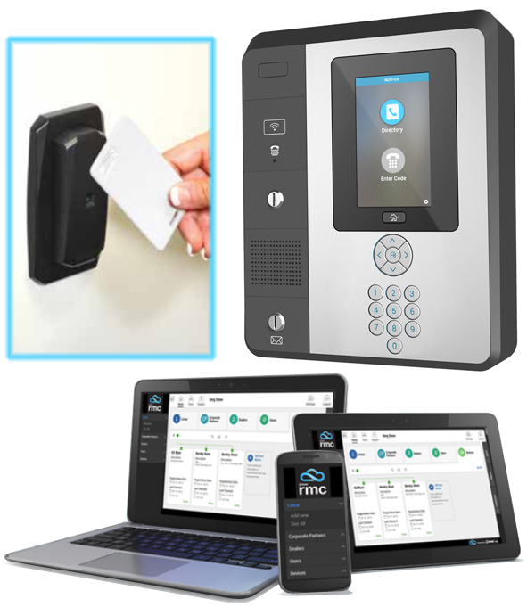 Linear Access Control RMC Telephone Entry