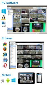 exacqVision VMS Easy