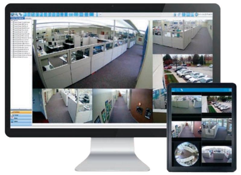 exacqVision Video Management System VMS | Fox Valley Fire