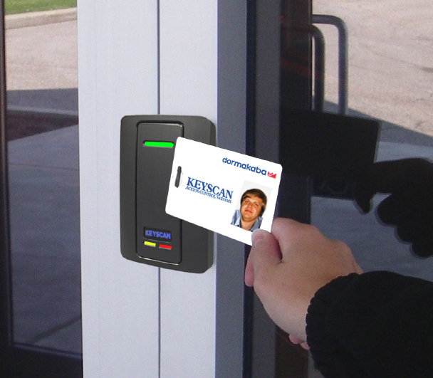Keyscan Access Control Systems | Fox Valley Fire & Safety