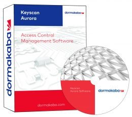 Keyscan Aurora Access Control Software