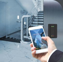 Keyscan Mobile Credential Access Control