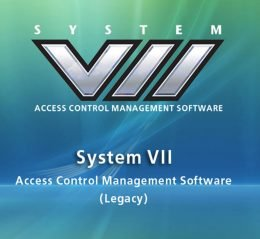 Keyscan System VII Access Control Management Software