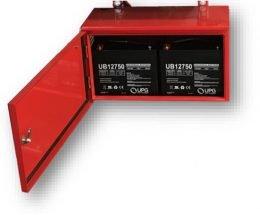 NOTIFIER BDA Battery Backup