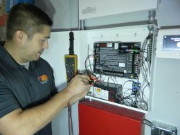 Security Panel Service