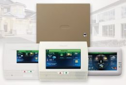 Honeywell Commercial Intrusion Control Panels