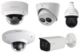 Honeywell Commercial Video HQ Analog Cameras