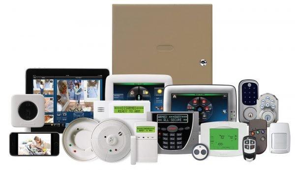 Honeywell VISTA control panel devices