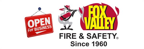 Fox Valley Fire Open for Business
