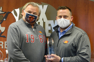 Notifier Award 2020 Ken & Scott Volkening