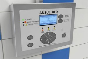 ANSUL RED Display