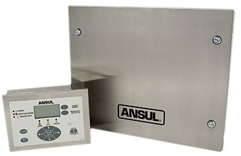 ANSUL RED Display Controller