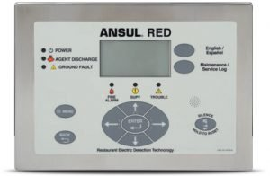 ANSUL RED Display Module