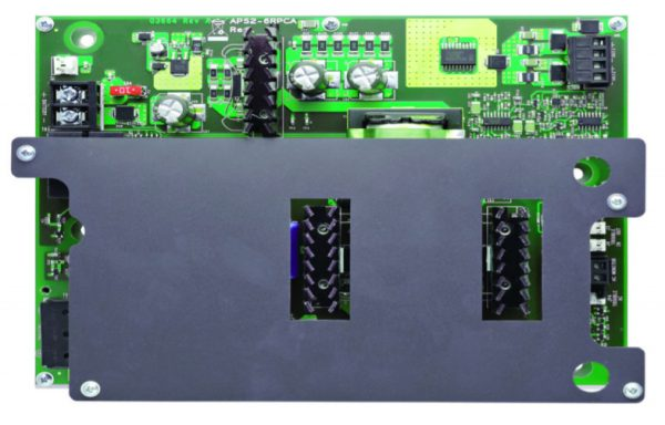NOTIFIER APS2-6R Auxiliary Power Supply