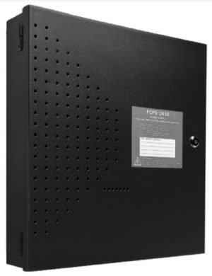 NOTIFIER FCPS-24S6 FCPS-24S8 Remote Power Supply